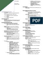 PHN Notes