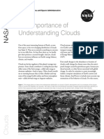 Why Clouds are Important to Understand