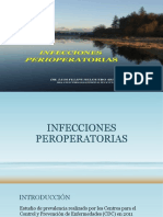 infecciones perioperatorias