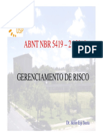 NBR 5419 – 2  2015