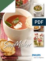 Recetas de Sopas Soup Maker