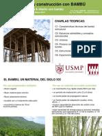 Taller de Diseño y Construcción Con BAMBÚ