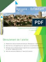 atelier agricole boisement montpeyroux- plu