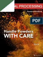 CP 1605 Handle Powders With Care Ehandbook Ph