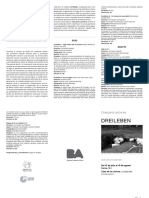 Dreileben | Ciclo de cine alemán