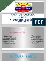 Informe Final de Área CCFF y Estetica