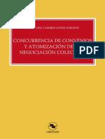 Concurrencia de Convenios y Atomizacion