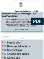 Apresentacao Do Tcc- Ana Paula Klipel