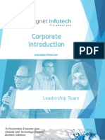 Cygnet Infotech Corporate SlideDeck 2016