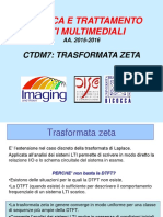 TCDM Trasformata Zeta
