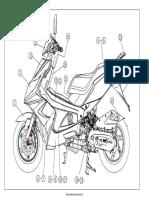 PGO G Max 150 Parts Catalog