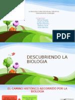 La Biologia Como Disciplina Cientifica