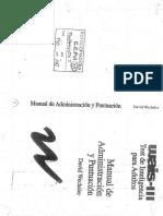 130 WaisIII Manual de Administracion y Puntuacion