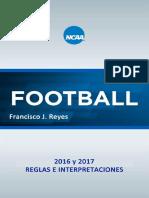 2016 Reglas NCAA
