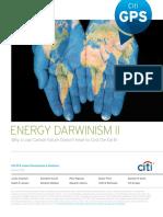 Energy Darwinism