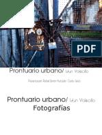 Prontuario Urbano de Yuri Valecillo.