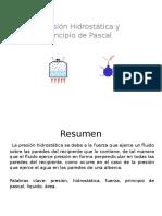 presion hidrostatica y principio de pascal.ppt