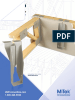 USP Structural Connectors Catalog USA