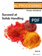 CP-Succeed at Solids Handling