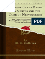 Hygiene of the Brain and Nerves and the Cure of Nervousness 1000023352
