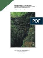 HIDROGEOLOGIA 19. Estudio hidrogeológico y espeleológico del macizo de Otsabio