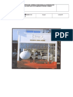 Manual de Operacion de Patin Dosificador Dc