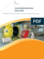 White Paper Dust Explosion Propagation Myths and Realities