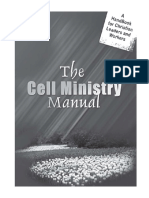 Cell Ministry Manual
