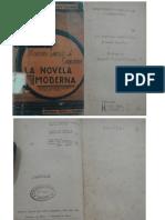 Mercedes Cabello - La Novela Moderna