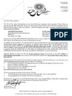 Port Arthur Police Department requirements/application
