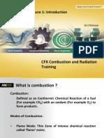 CFX Combust Radiation 16.0 L01 Intro