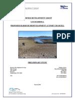 loch eriboll preliminary study