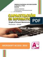 Manual Access 2010
