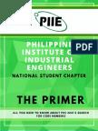 The PIIE-NSC Core Team Primer 1617