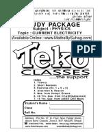 Current Electrycity Type 1