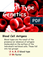 Blood Genetics