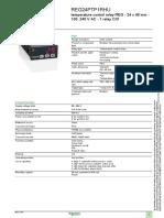 REG24PTP1RHU Schneider Electric