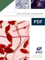 ATCC Mycology Guide