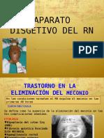 Pediatria Aparto digestivo