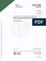 NBR 5419_2015-Parte 2-Proteção contra descargas atmosfericas-Gerenciamento de Riscos.pdf