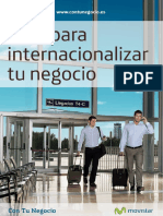 Guia Para Internacionalizar Tu Negocio