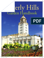 Beverly Hills Garden Book