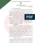 Inhibieron los bienes de Cristóbal López y su socio Fabián de Souza