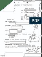 FBI Documents on Joel Henry Hinrichs, III