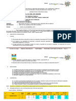 Informe Técnico Pedagógico Anual Ceba-caraz