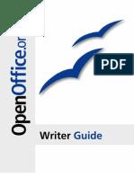 OpenOffice Writer Guide