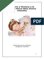 Rosario y Novena a La Divina Infantita