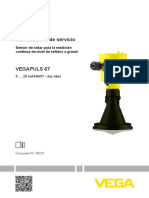 Manual sensor nivel Vegapuls 67.PDF