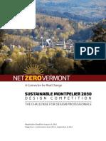 Net Zero Vermont RFP