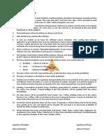 General Rules CET 2016 17
